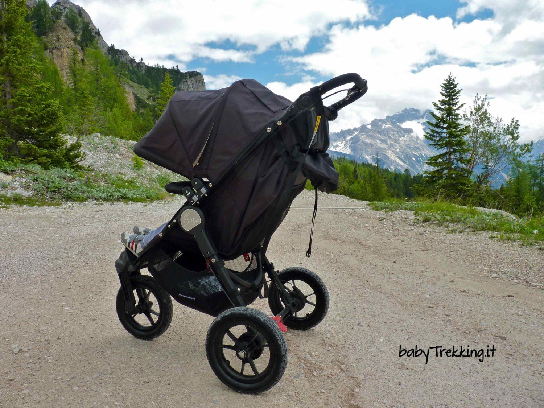 Baby Jogger City Elite, il passeggino perfetto per il trekking