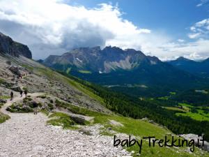 Dal Rifugio Paolina a Fronza alle Coronelle, trekking coi bambini alle pendici del Catinaccio