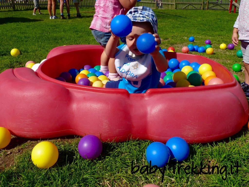 Ciampedie, dove bambini e genitori si divertono a più non posso!
