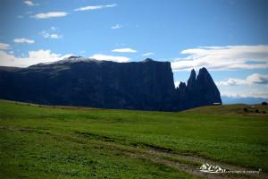 Alpe di Siusi coi bambini: si va al Rifugio Molignon