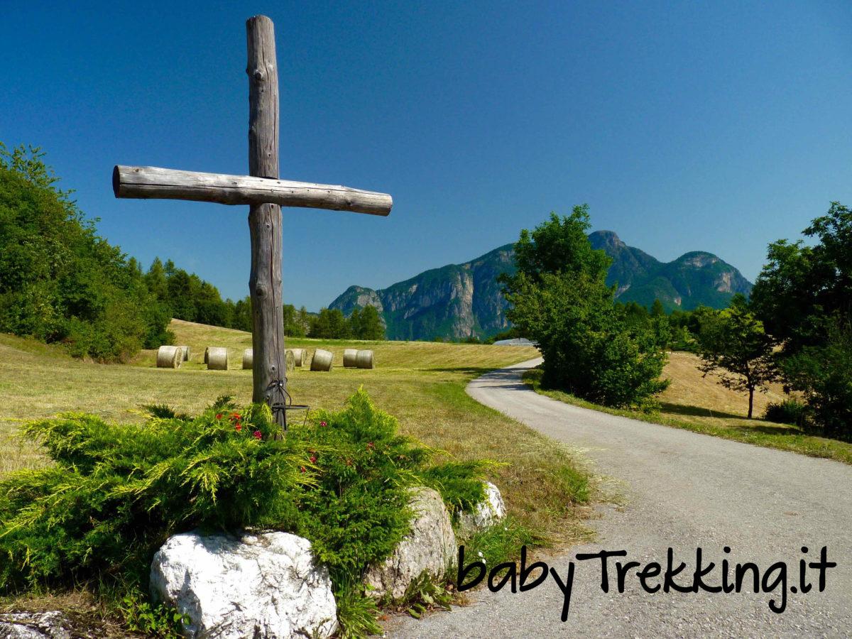 Il percorso dell'otto a Fai della Paganella, relax per grandi e piccini