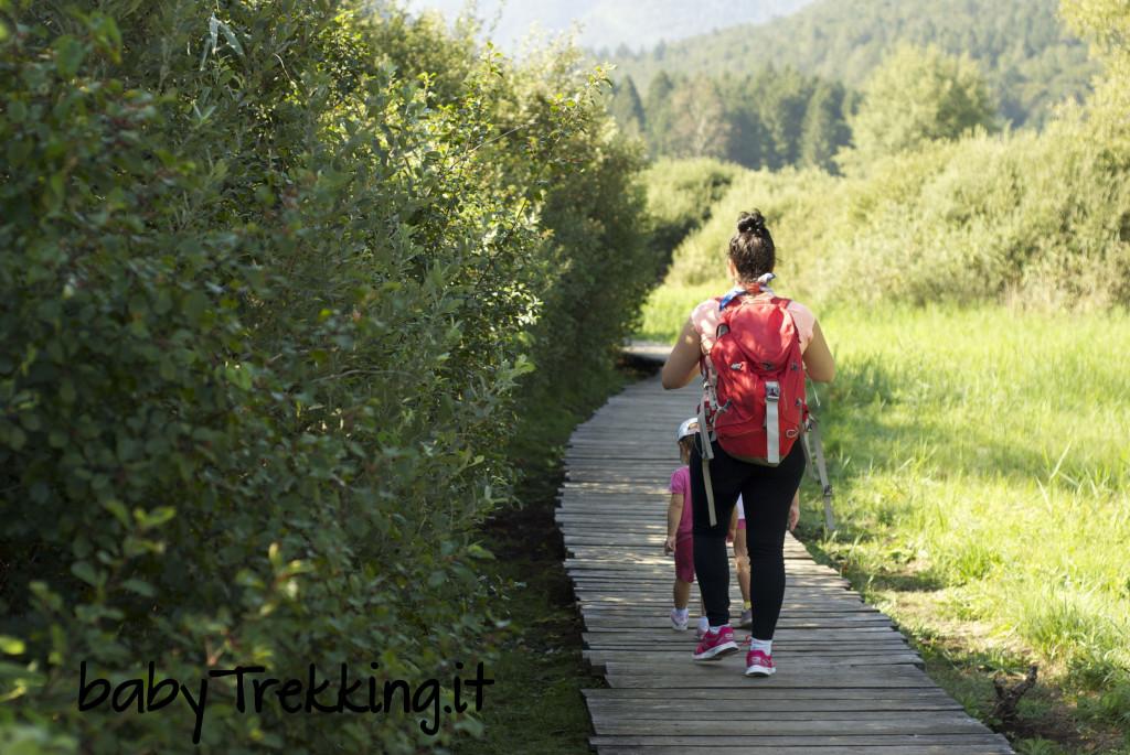 Trekking a Comano Valle Salus: tante proposte per bambini!