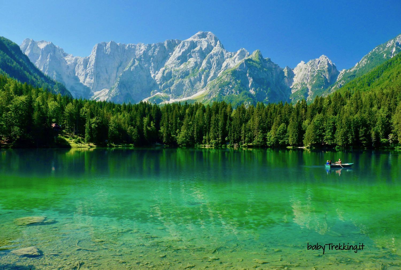 Laghi di fusine una meraviglia formato famiglia for Disegni di laghi