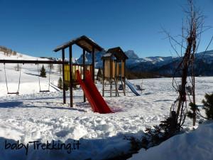 Arriva l'inverno, sei località a prova di bambini