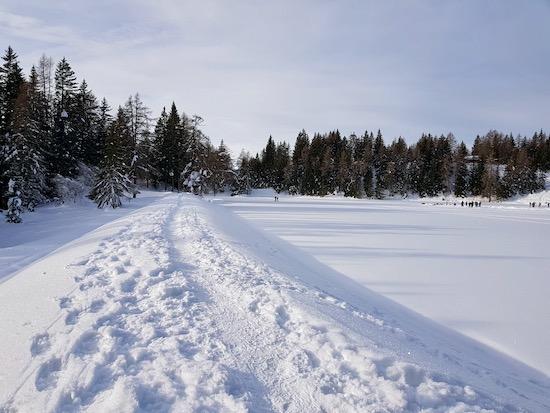 Lago Tret