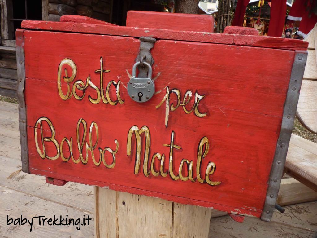 Perzenland e la Valle Incantata: i mercatini di Pergine coi bambini