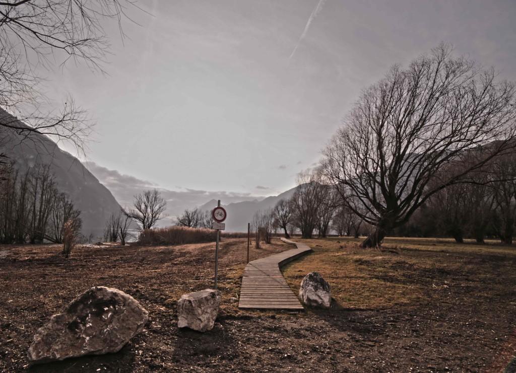 Riserva Naturale Lago d'Idro: coi bambini tra acqua e natura