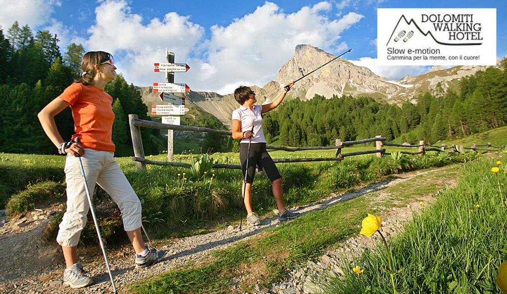 Dolomiti Walking Summer Festival: un evento anche per bambini e famiglie
