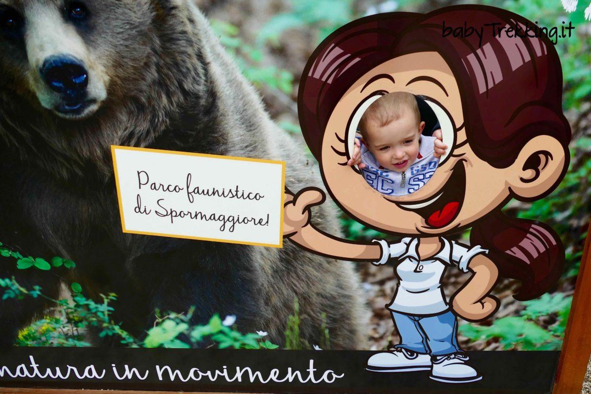 Parco Faunistico di Spormaggiore coi bambini: viva gli animali!