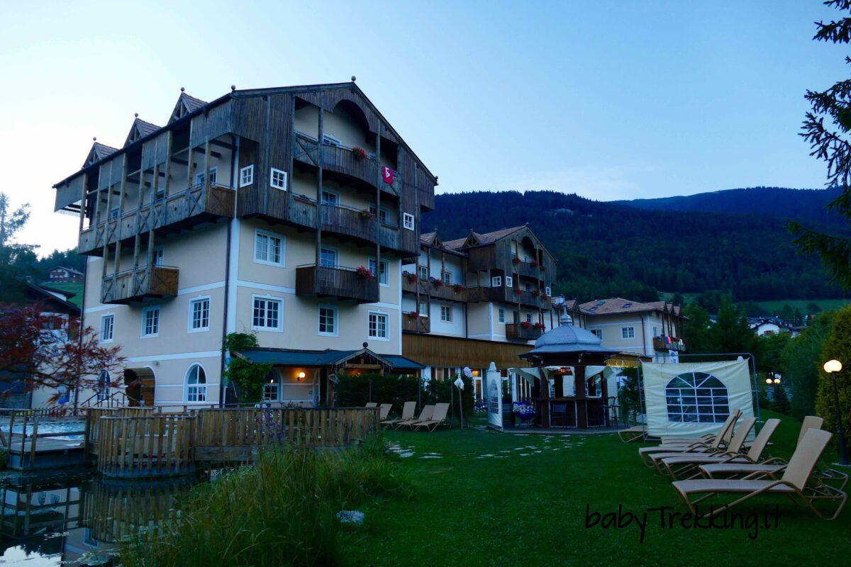 Alpen Hotel Eghel, in vacanza coi bambini sull'Alpe Cimbra