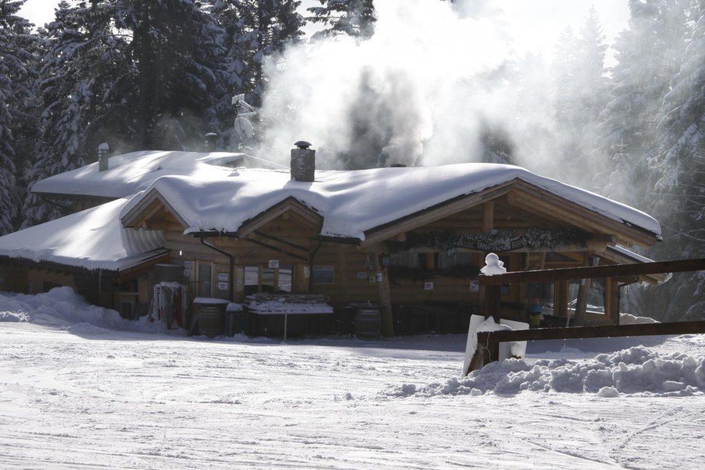 Chalet Tana Incantata: escursione per grandi e piccini tra la neve dell'Alpe Cimbra