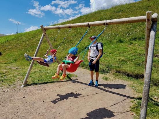 Parco giochi Passo Feudo