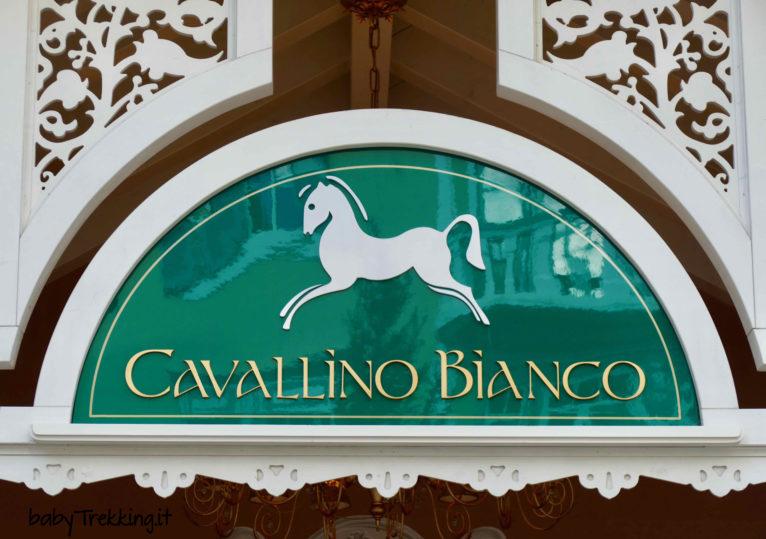 Cavallino Bianco di Ortisei: la favola che conquista grandi e piccini