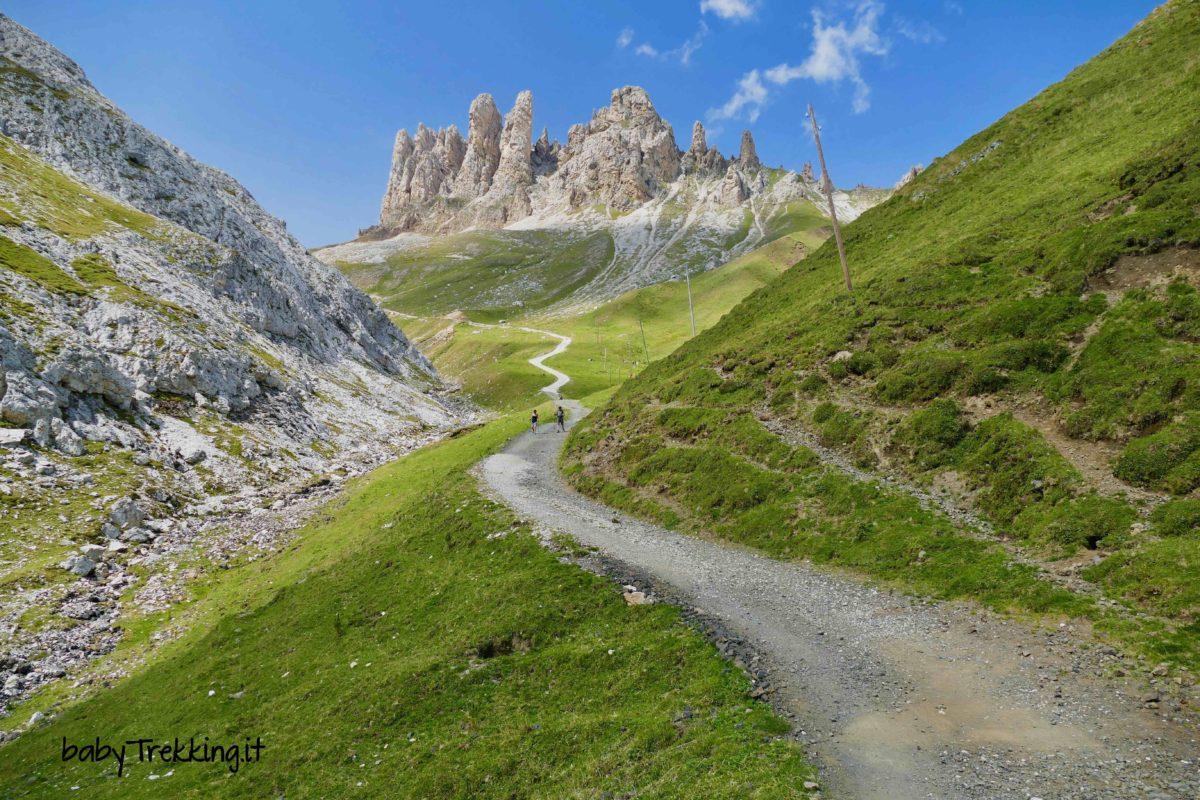 Rifugio Alpe di Tires: coi bambini dalla Val di Fassa all'Alpe di Siusi
