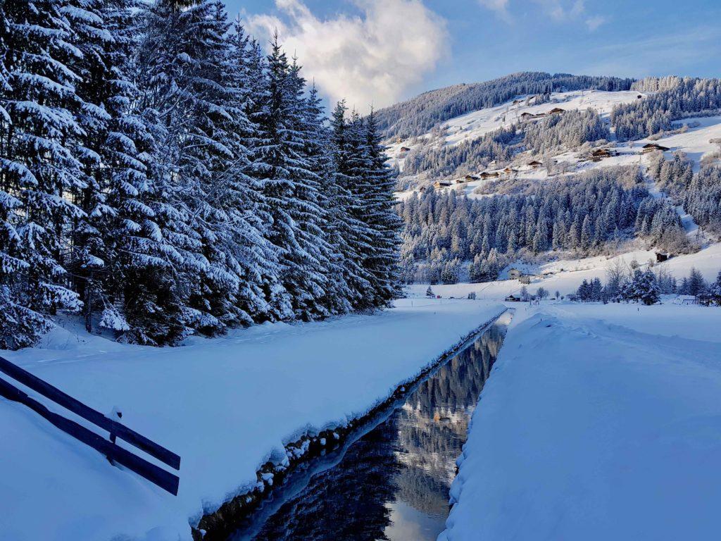 Sciare coi bambini a Sillian: in Tirolo tra neve e paesaggi stupendi