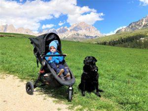 Baby Jogger City Mini GT, il passeggino da trekking adatto ad ogni situazione