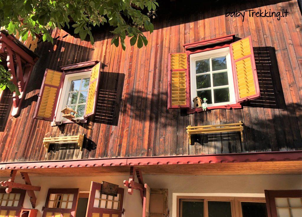 Park Hotel Sole Paradiso: un fiabesco angolo per bambini a San Candido