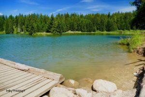 Al lago di Tret: idilliaca passeggiata per bambini in Val di Non