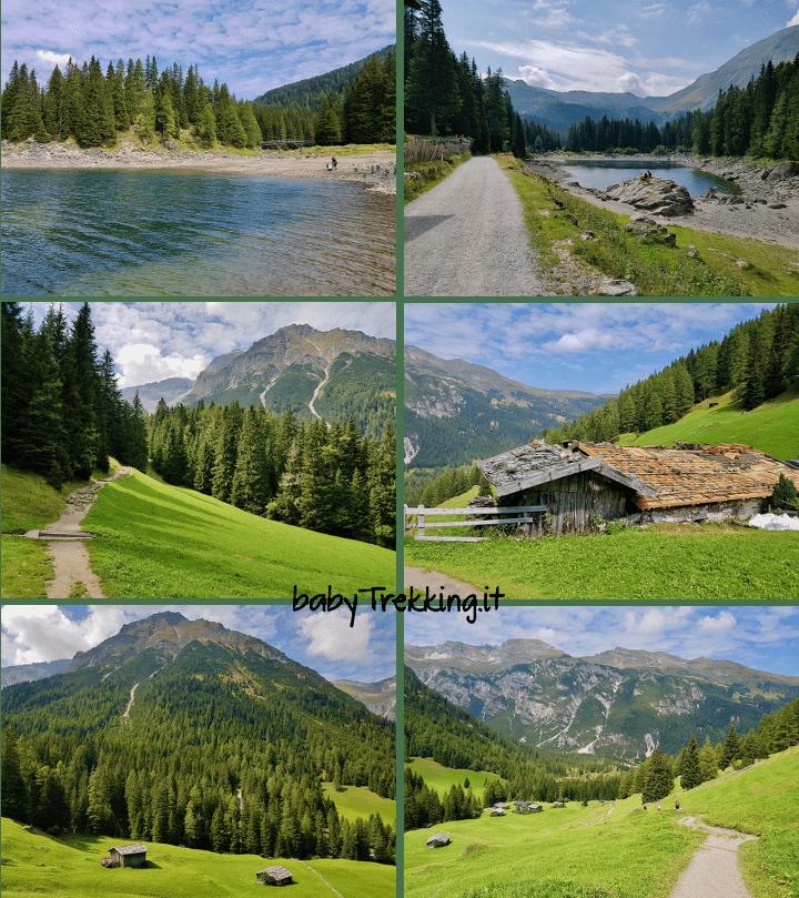 Obernberger See, uno dei laghi più belli del Tirolo da vedere coi bambini