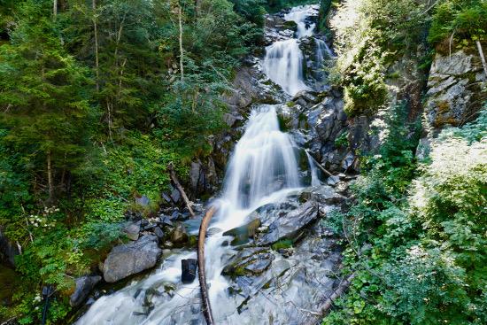 cascata sandes