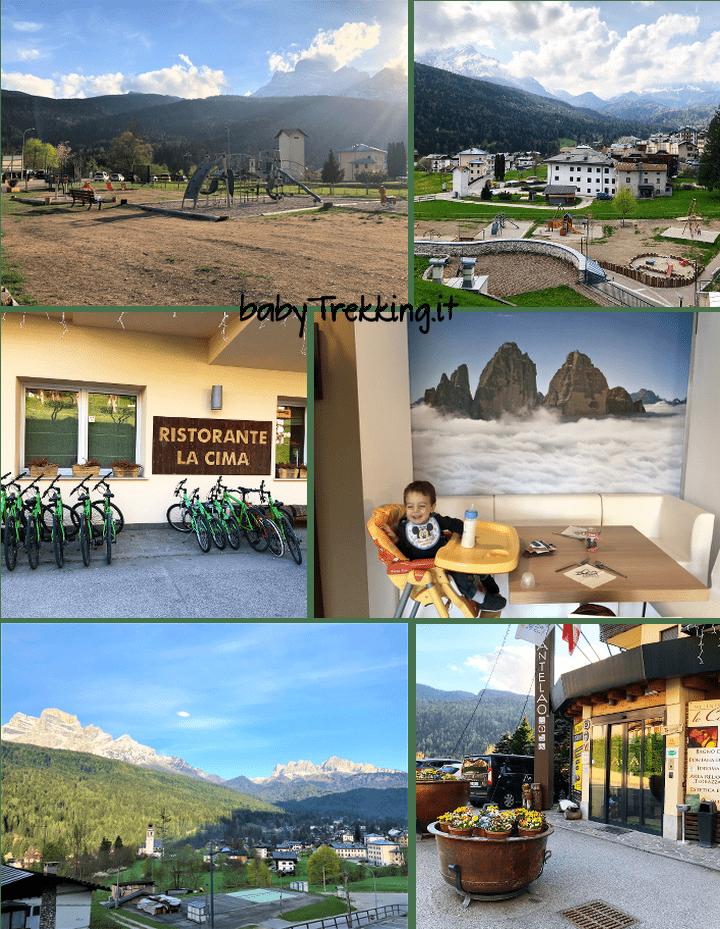 Antelao Dolomiti Mountain Resort, bambini e cani nel cuore del Cadore