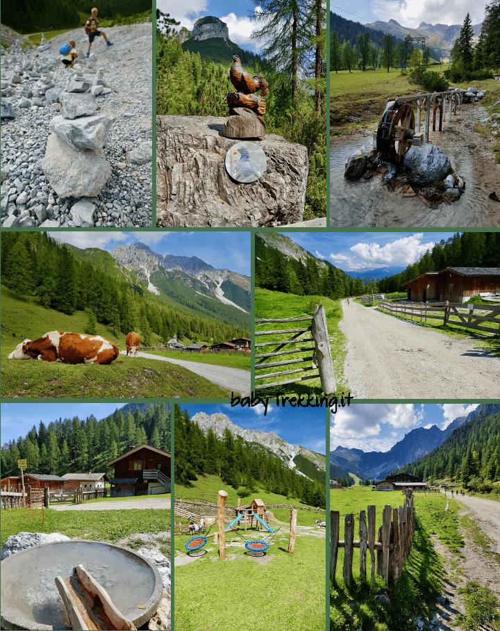 Valle dello Stubai: Schlickeralm, Panoramasee e il sentiero dei dischi