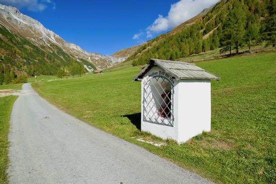 Malga Slingia e l'incantevole Val Venosta in passeggino