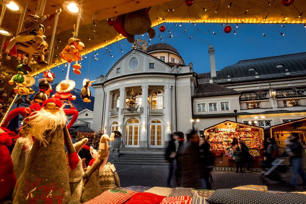 I mercatini di Merano e l\'atmosfera magica del Natale | BabyTrekking