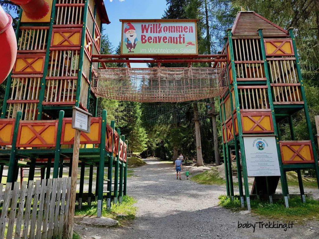 Parco degli gnomi di Sillian