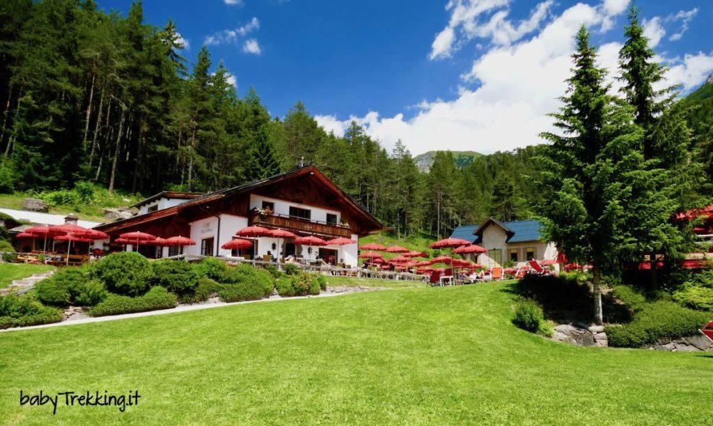 In Val d'Anna coi bambini, tra giochi e panorami in Val Gardena