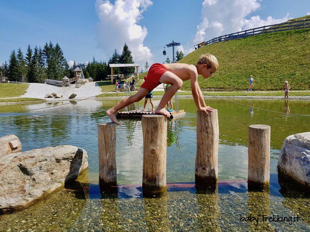 Serles e Serlespark: tra laghi e parchi giochi in Valle dello Stubai