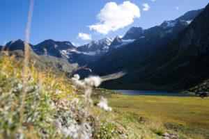 Lago Seeber See e Oberglanegg Alm: Val Passiria per bambini
