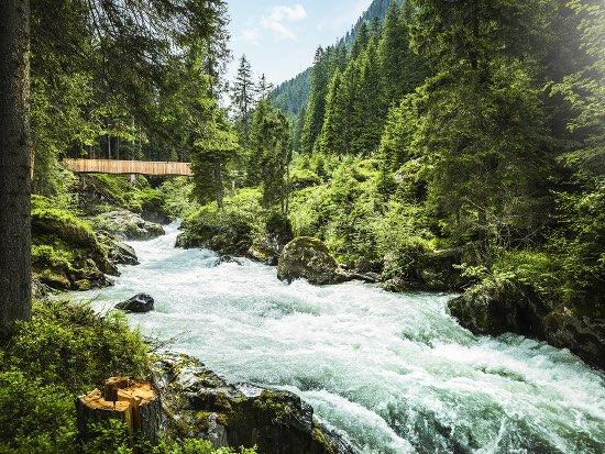 Sentiero delle acque selvagge