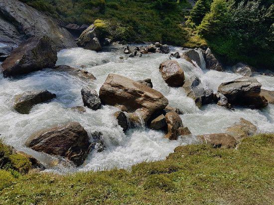 Cascata della Grawa