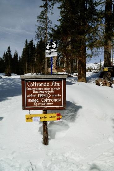 Passo Monte Croce Comelico