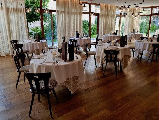 Sporthotel Tyrol - La sala ristorante