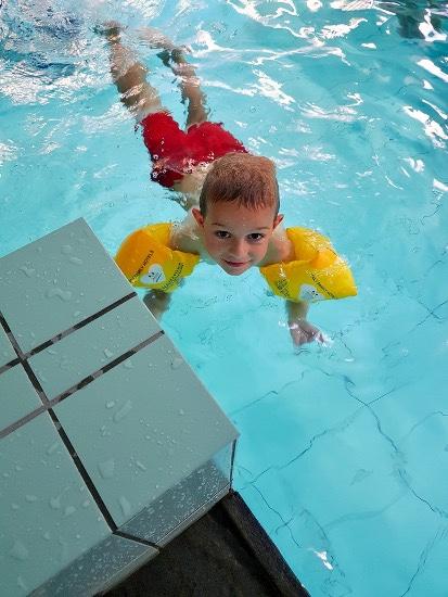 Sporthotel Tyrol - La piscina