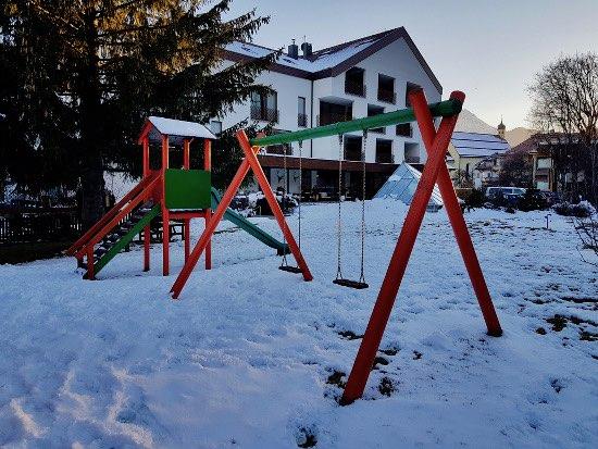 Sporthotel Tyrol - Il parco giochi
