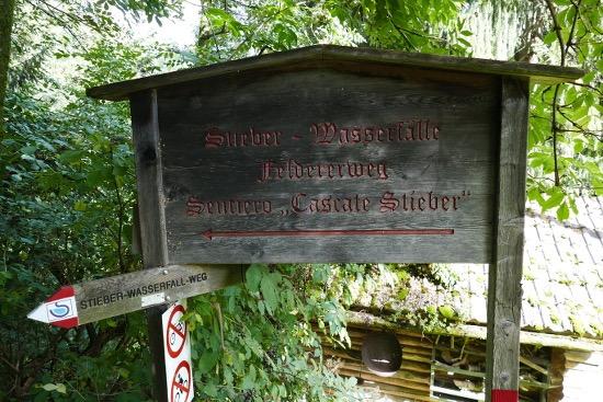 Cascata Stieber