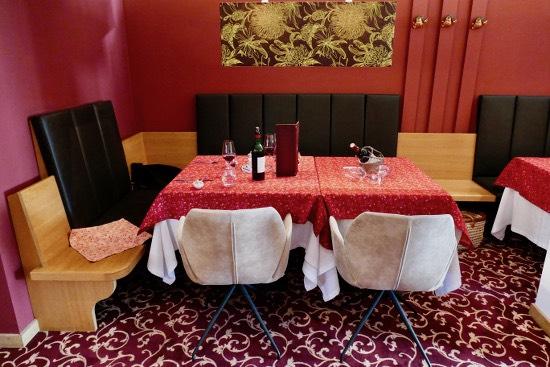 Biancaneve Family Hotel ristorante