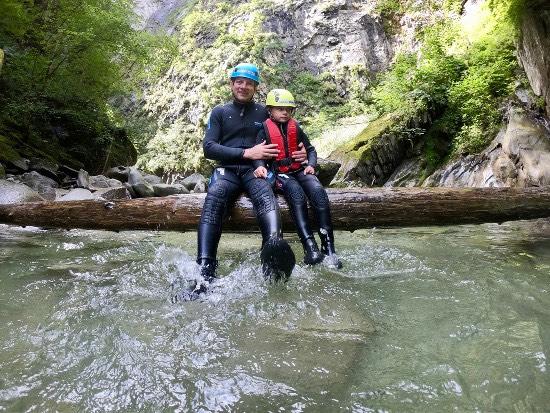 Canyoning Mayrhofen