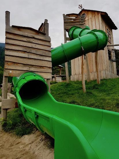 Parco giochi Zell am Ziller