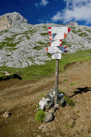 Passo delle Ciaregole