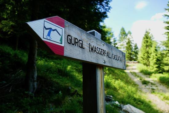 Cascata Gurgl