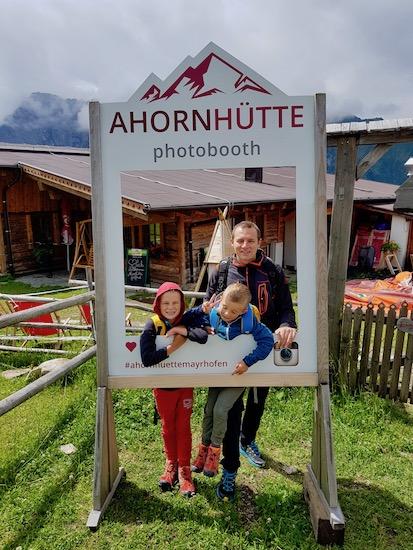 Ahornhütte