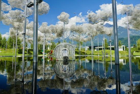 Nuvola di cristallo