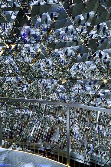 Kristallwelten - Duomo di Cristallo