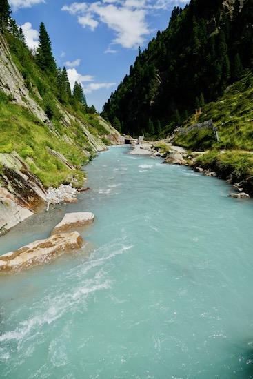 Wilde Wasser Weg