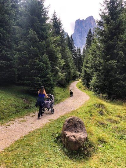 Sentiero Natura Zannes