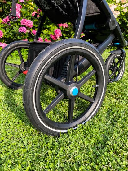 thule urban glide ruote